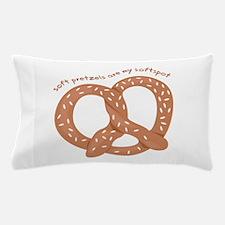 Soft Pretzels Pillow Case