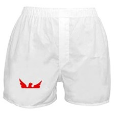 Red Eagle Boxer Shorts