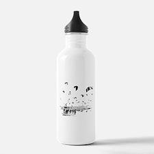 Kite Surfing Water Bottle