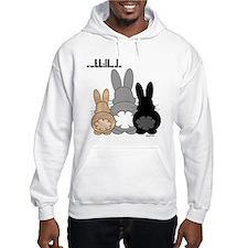 Rabbittude Posse Hoodie