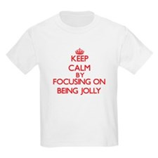 Being Jolly T-Shirt