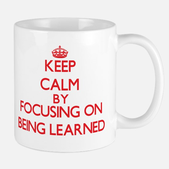 Being Learned Mugs