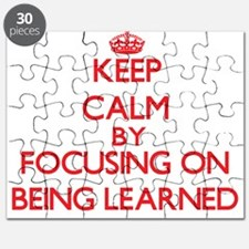 Being Learned Puzzle