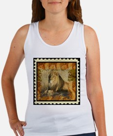 Lion at rest Tank Top