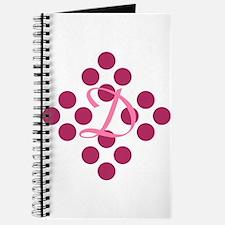 Pretty Pink Polka Dots Journal