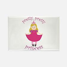 Pretty Princess Magnets