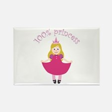 100% Princess Magnets