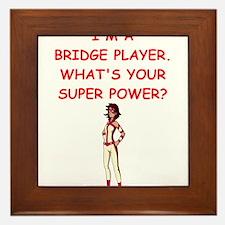 BRIDGE4 Framed Tile