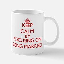 Being Married Mugs