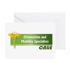 Orientation and Mobility Specialists Care Greeting