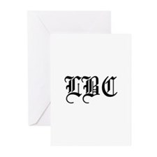 LBC Greeting Cards (Pk of 10)
