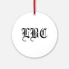 LBC Ornament (Round)