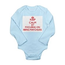 Being Matchless Body Suit