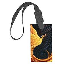Phoenix Rising Luggage Tag