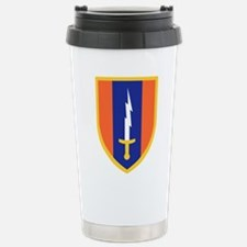 1st Signal Brigade Insi Travel Mug