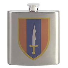 1st Signal Brigade Insignia.png Flask