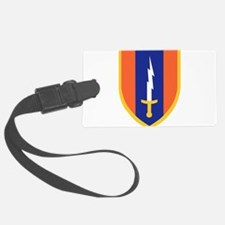1st Signal Brigade Insignia.png Luggage Tag