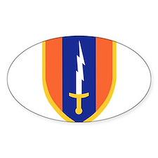 1st Signal Brigade Insignia Decal
