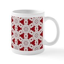 Kaleidoscope Mug - Christmas Lace 1