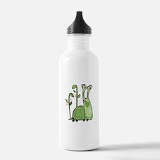 Funny Snail Water Bottle