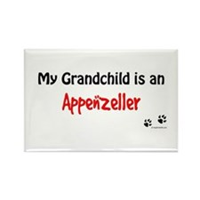 Appenzeller Grandchild Rectangle Magnet