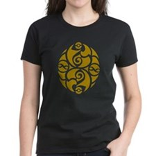 Celtic Oval Gold Design Tee