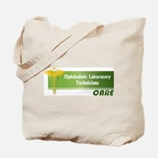 Ophthalmic Laboratory Technicians Care Tote Bag