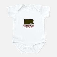 Hershey, Pennsylvania . . . C Infant Bodysuit
