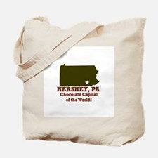 Hershey, Pennsylvania . . . C Tote Bag