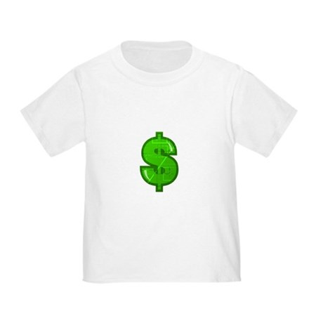Money Toddler T-Shirt