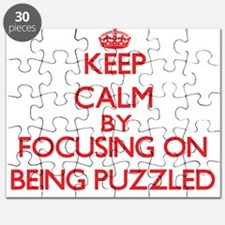 Being Puzzled Puzzle