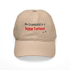 Belgian Turveren Grandchild Baseball Cap