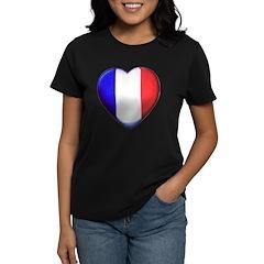 My French Heart Tee
