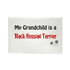 BRT Grandchild Rectangle Magnet