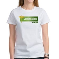 Ophthalmic Assistants Care Tee