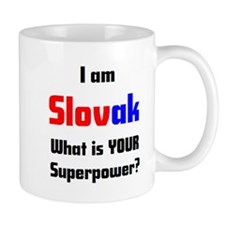 i am slovak Mug