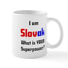i am slovak Small Mug