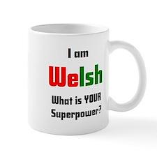 i am welsh2 Small Mug