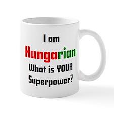i am hungarian Mug
