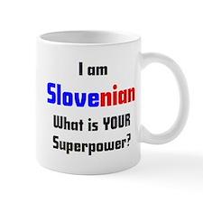 i am slovenian Mug