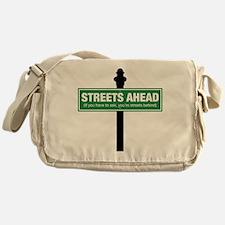 Streets Ahead Messenger Bag