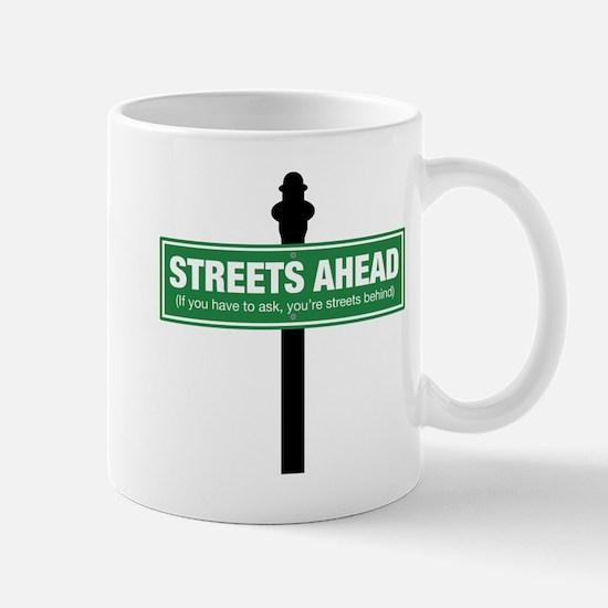 Streets Ahead Mug