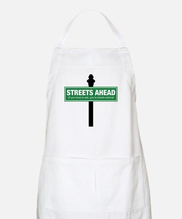 Streets Ahead Apron