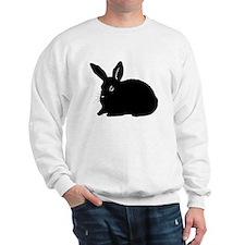 Bunny Silhouette Sweatshirt