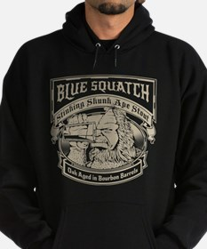 Blue Squatch Stinking Skunk Ape Stout Hoodie