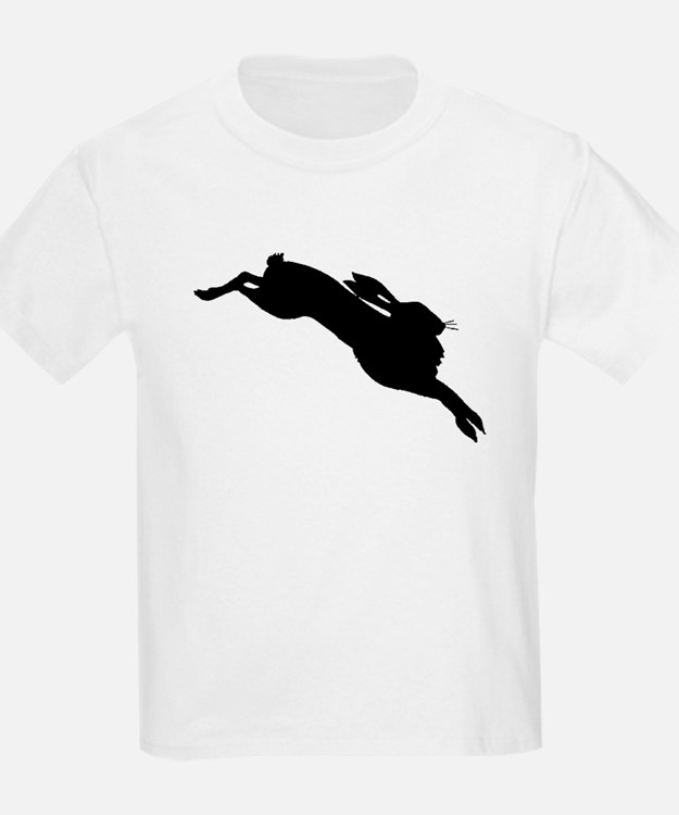 Hare Silhouette T-Shirt