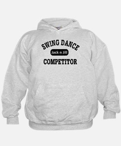 Swing Dance Jack and Jill Competitor Hoodie
