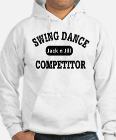Swing Dance Jack and Jill Compet Hoodie