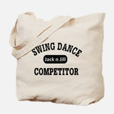 Swing Dance Jack and Jill Competitor Tote Bag