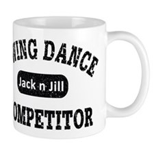 Swing Dance Jack and Jill Competitor Mugs